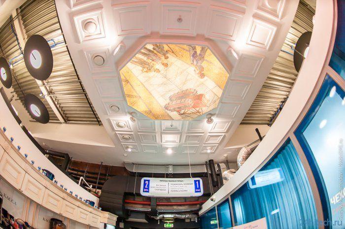 Новый московский офис компании Google (35 фото)