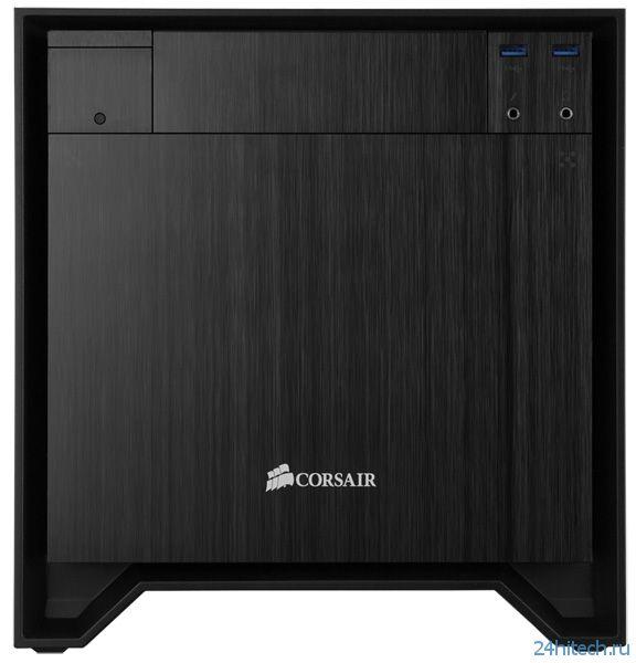 Obsidian Series 250D — первый корпус Corsair типоразмера Mini-ITX