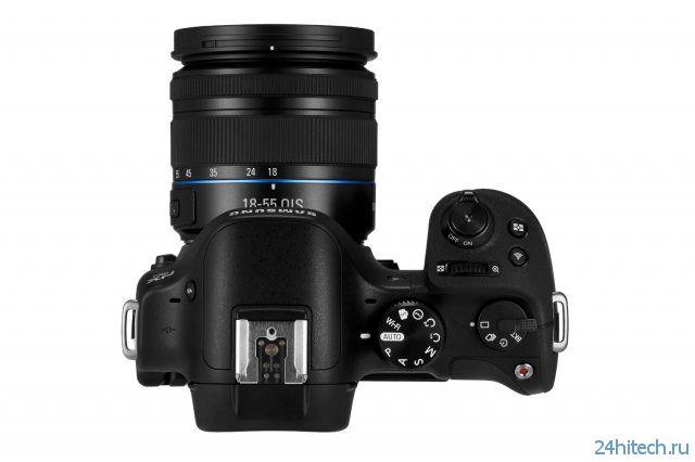 Объявлена стоимость и сроки начала продаж камеры Samsung NX30 (11 фото)