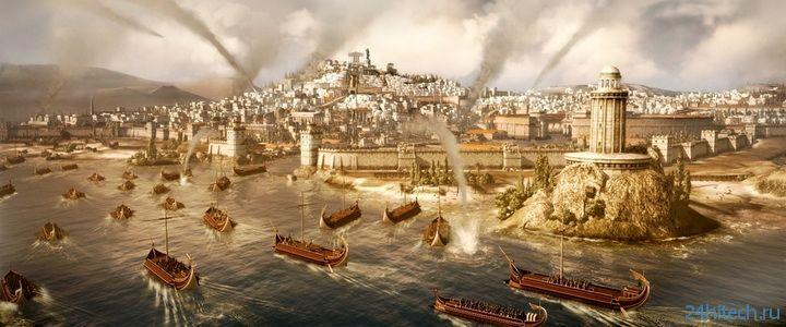 Опубликована бета-версия редактора Total War: Rome 2