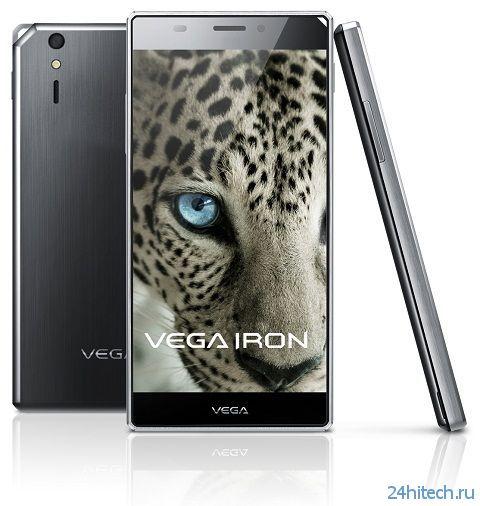 Pantech готовит смартфон Vega Iron 2 в противовес Samsung Galaxy S5
