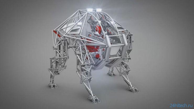 Представьте: роботы на олимпиадах будущего