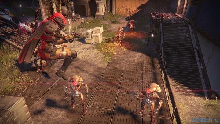 Разработчики Destiny обещают нескучную боевую систему