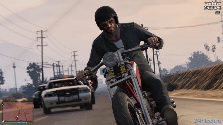 Rockstar усилила античитерские меры в GTA Online