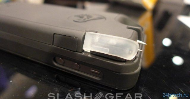 Шокирующий чехол для iPhone 5 (9 фото)