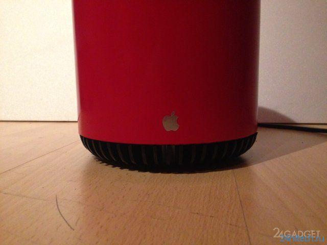 Самодельный Apple Mac Pro из мусорного ведра (19 фото)