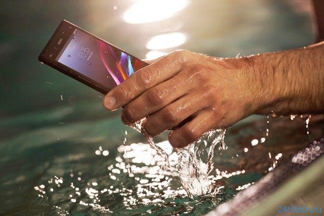Sony искусно превратила смартфон в планшет