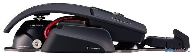Thermaltake и BMW Group DesignworksUSA выпустили мышь Level 10 M Hybrid