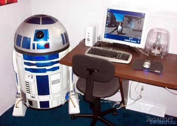 Удивительные модификации персональных компьютеров (33 фото)