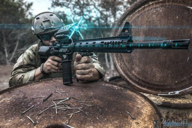 Умный оптический прицел заинтересовал американских военных (3 видео)