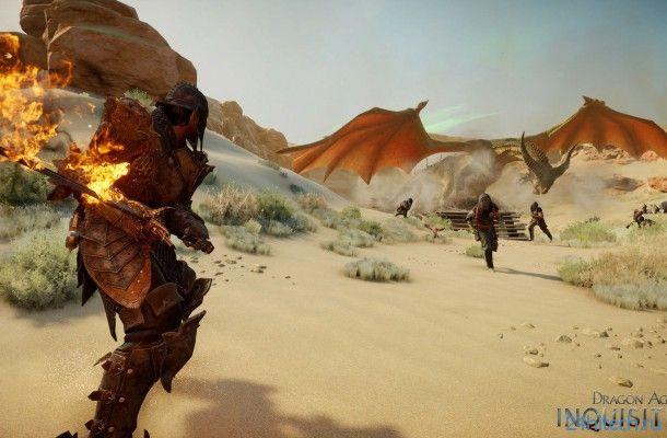 В Dragon Age: Inquisition можно будет захватывать крепости