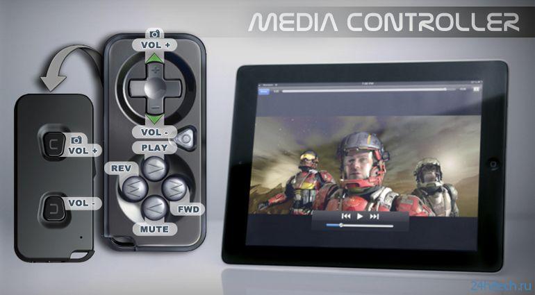 iMpulse – самый крошечный геймпад для смартфонов