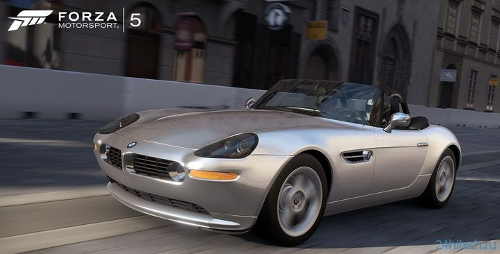 10 новых машин для Forza Motorsport 5