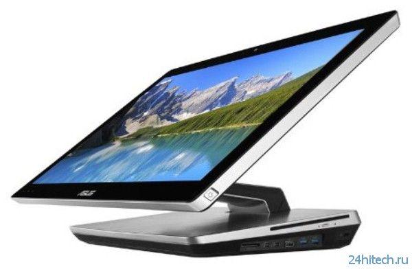 ASUS ET2301INTH-B013K – новый моноблок компании на Intel Core i7