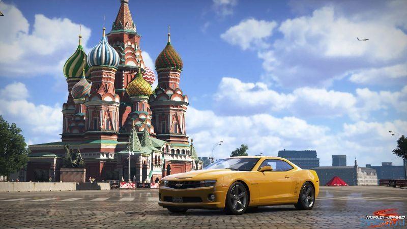 Анонсирован гоночный симулятор World of Speed Online