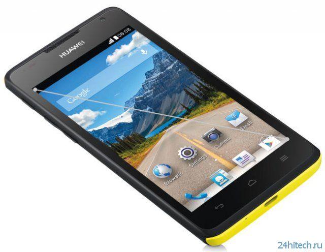 Анонсирован смартфон Huawei Ascend Y530 (4 фото)