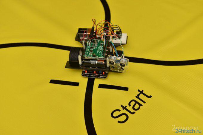 Arduino-робот для начинающих (2 фото + видео)