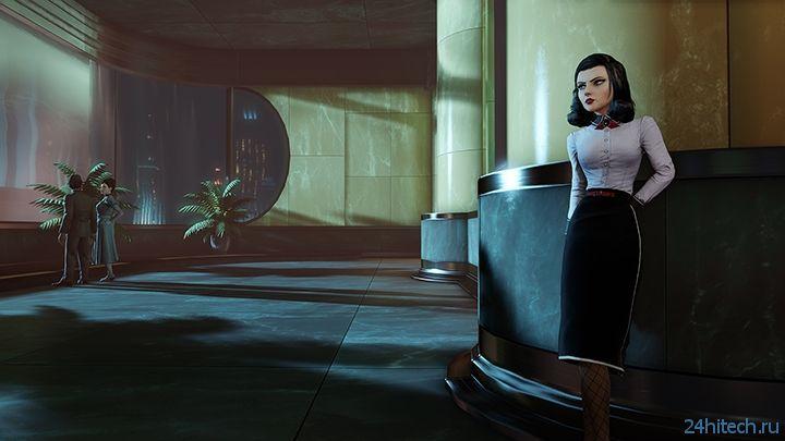BioShock Infinite: Burial at Sea — Episode 2 поступит в продажу 25 марта