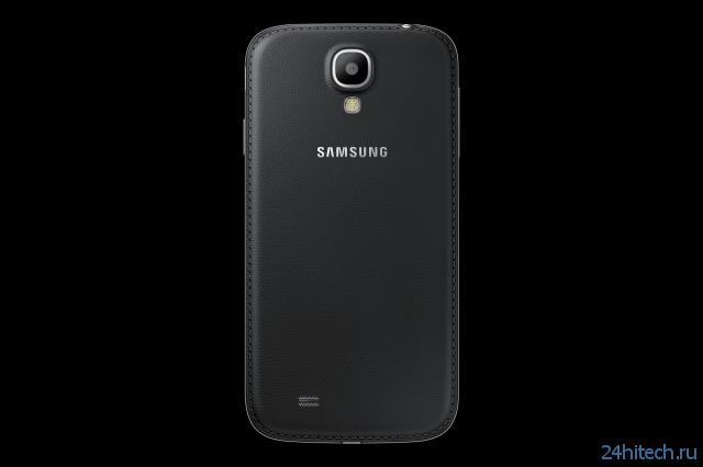 Black Edition для смартфонов Galaxy S4 и S4 mini (3 фото)