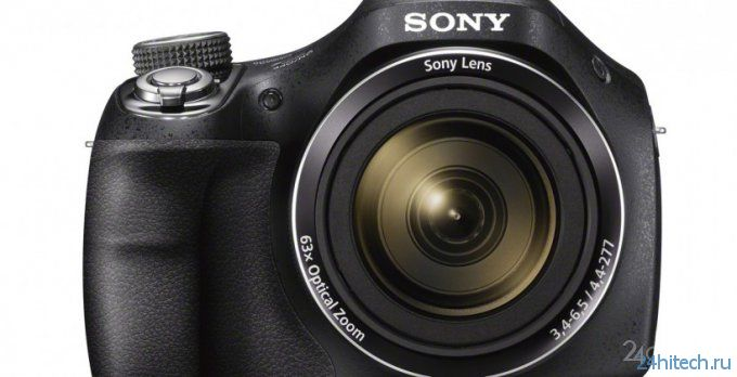 Бюджетный суперзум от Sony (6 фото)
