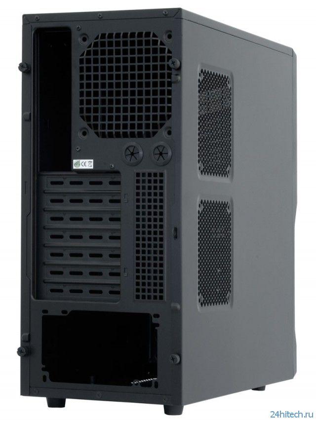 CHIEFTEC DF-02B-U3 - качественный и доступный корпус формата Midi Tower
