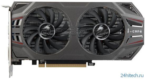 Colorful GeForce GTX 750/750 Ti в версиях iGame и i-cafe