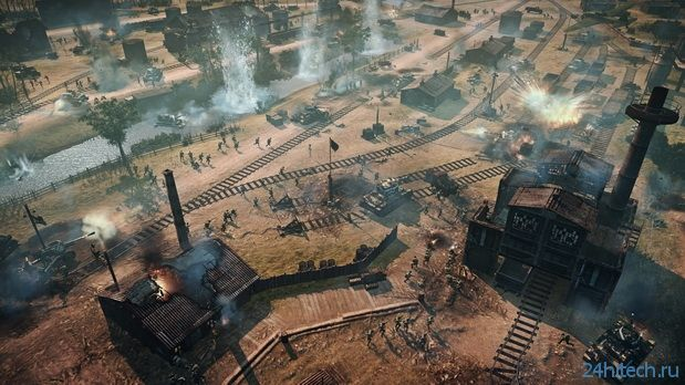 Company of Heroes 2 обзаведется двумя новыми DLC