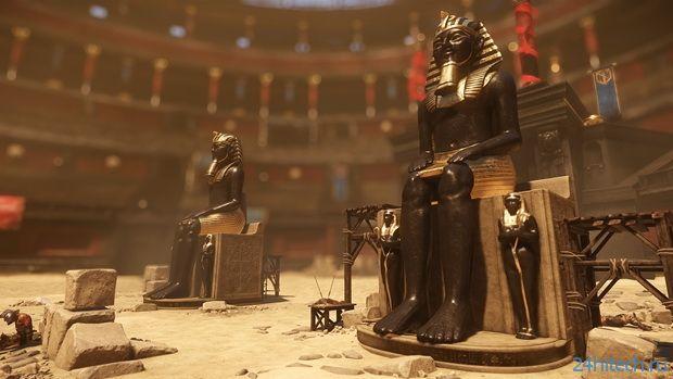 DLC Mars' Chosen к Ryse: Son of Rome выйдет 28 февраля