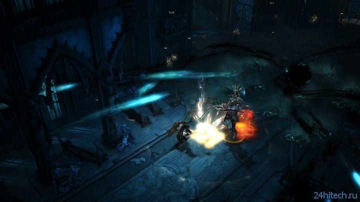 Diablo 3: Reaper of Souls добавит в игру новые социальные возможности