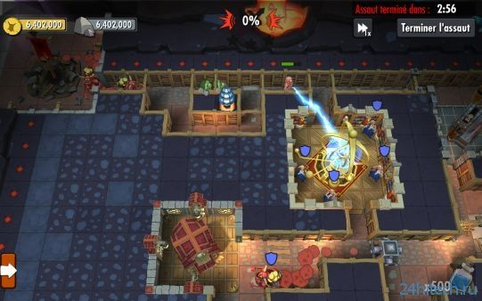 Dungeon Keeper вышла на iOS и Android