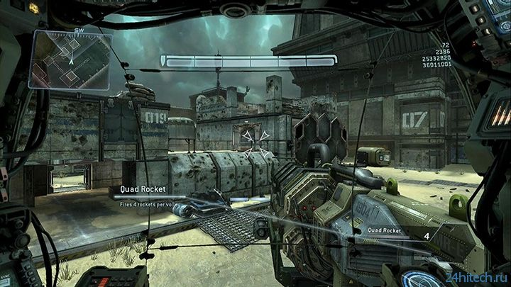 Electronic Arts открыла прием заявок на участие в бета-тестировании Titanfall