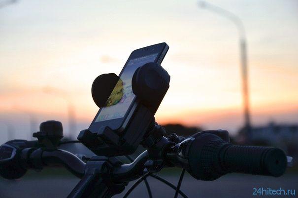 Энергия вибрации и колебаний сможет заряжать ваш смартфон