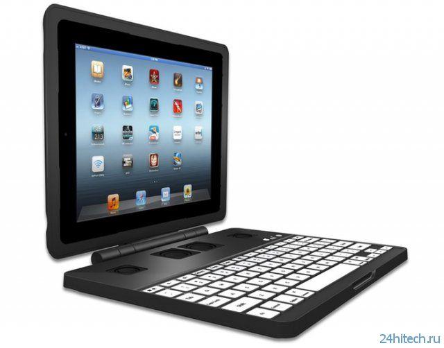 Футуристическая подставка для iPad (3 фото + видео)