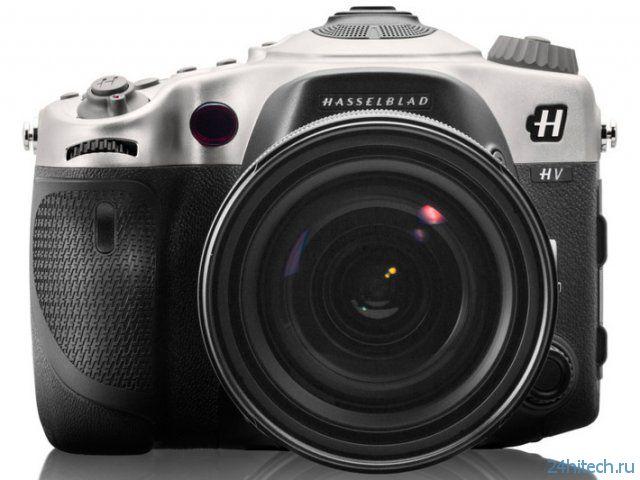 Hasselblad HV - элитная зеркальная фотокамера (3 фото)