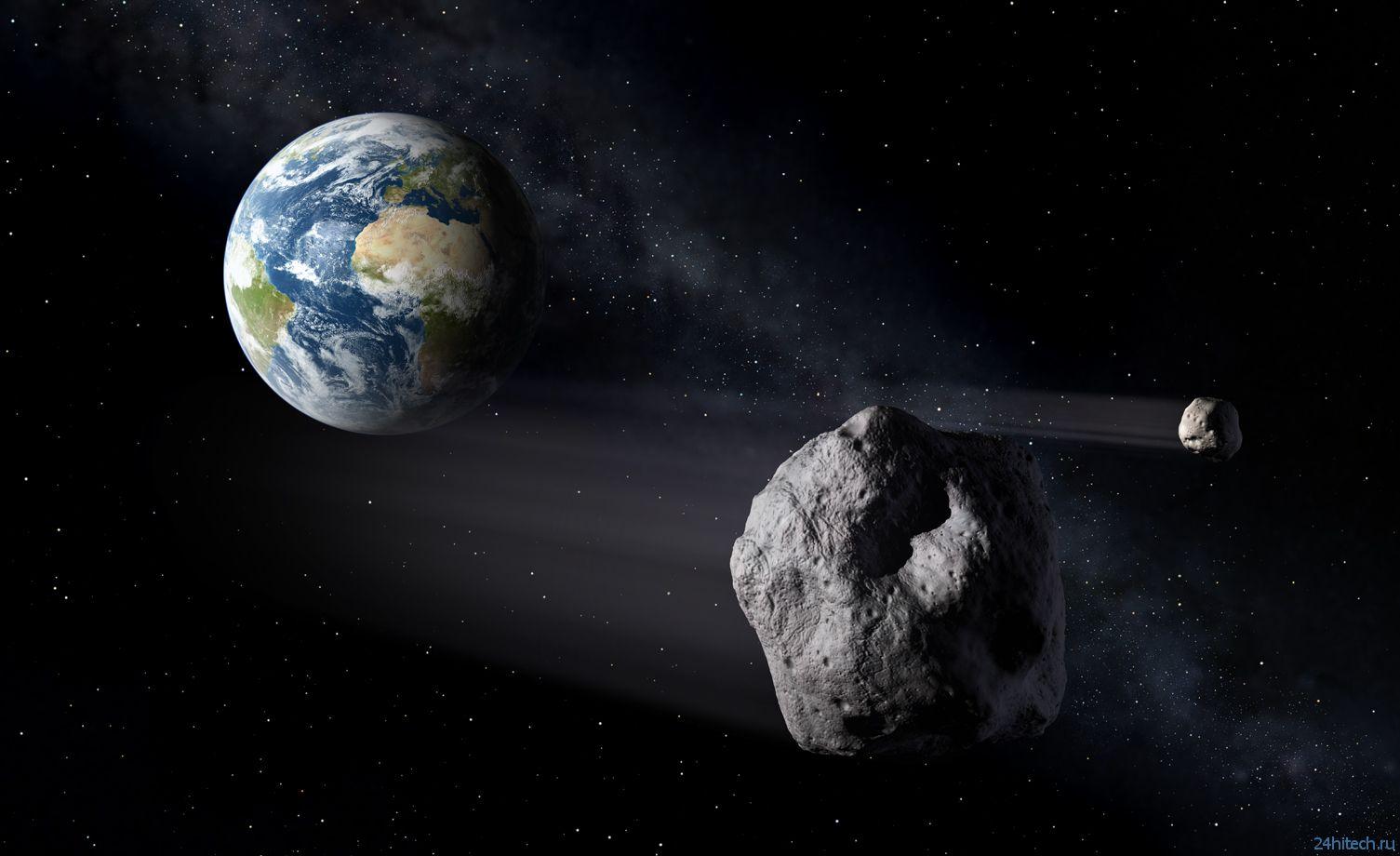 Как атомная бомба может спасти Землю от астероидов