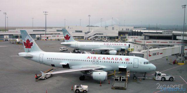 Канадская разведка использует бесплатные сети WiFi для слежки за пассажирами