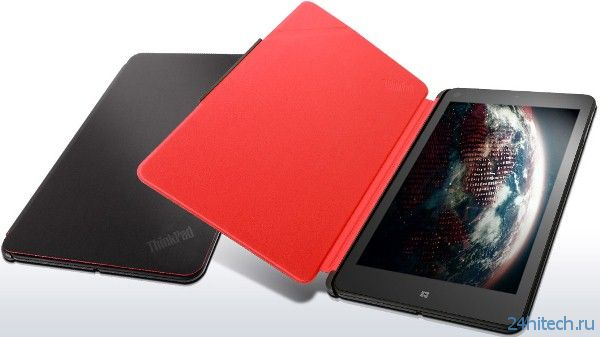 Lenovo начала продавать бизнес-планшет Lenovo ThinkPad 8