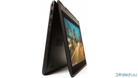 Lenovo выпустила ноутбук Yoga с Chrome OS