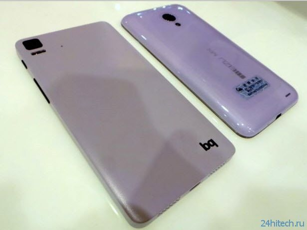 MWC 2014: BQ Aquaris и Meizu MX3 стали первыми продемонстрированными «убунтофонами»