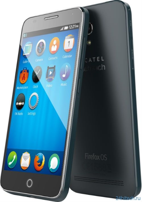 MWC 2014: Firefox-смартфоны Alcatel OneTouch Fire C, E и S и планшет Fire 7