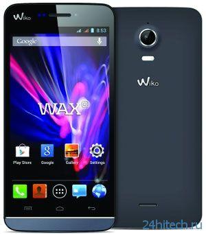 MWC 2014: первым смартфоном на базе Tegra 4i LTE стал аппарат Wiko WAX
