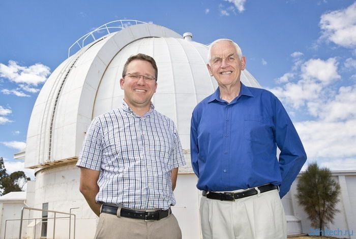 """""""Недалеко""""от Земли астрономы обнаружили древнейшую звезду"""