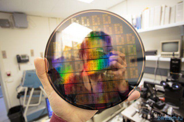 Новая технология создания процессоров с частотой до 500 ГГц (3 фото)