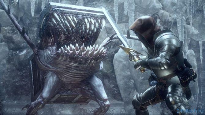 Новые подробности Deep Down: о сложности, видах оружия и поле персонажа