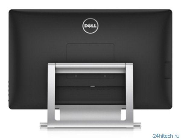 Новый сенсорный монитор Dell P2314T появился в продаже