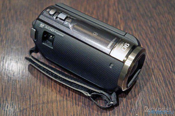 Обзор необычной цифровой камеры Panasonic HC-W850