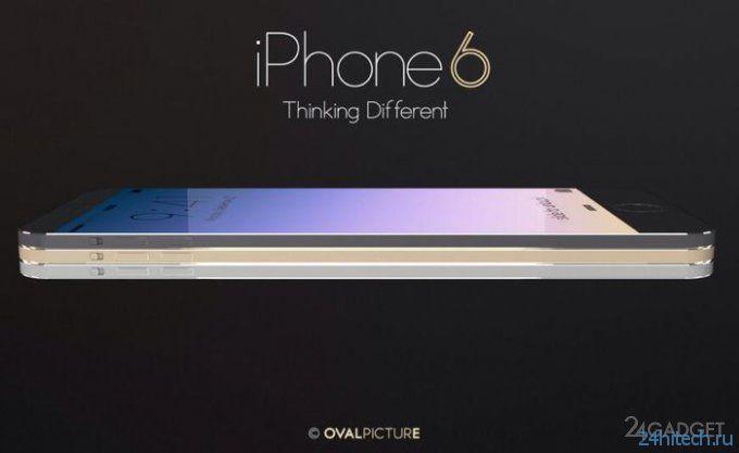 Очередной дизайнерский iPhone 6 (видео)
