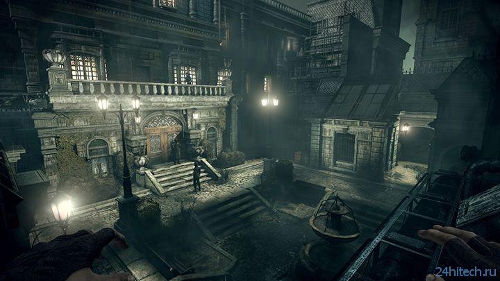 Опубликован трейлер Thief, приуроченный к запуску игры