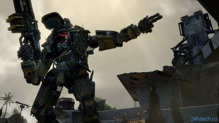 ПК-версию боевика Titanfall привяжут к сервису Origin