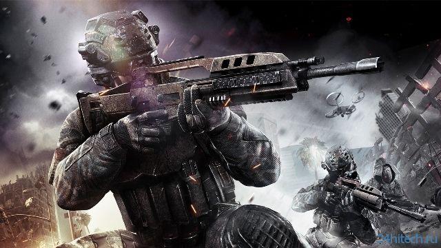 PS4 и Xbox One являются приоритетными платформами для новой Call of Duty